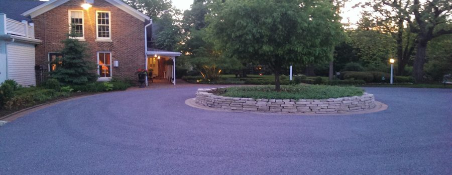 A new driveway is a great way to increase the appearance and value of your home.